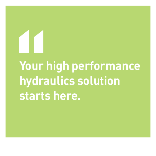 Norrhydro is tailoring high performance hydraulic solutions
