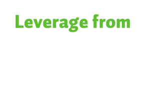 leverage from EU