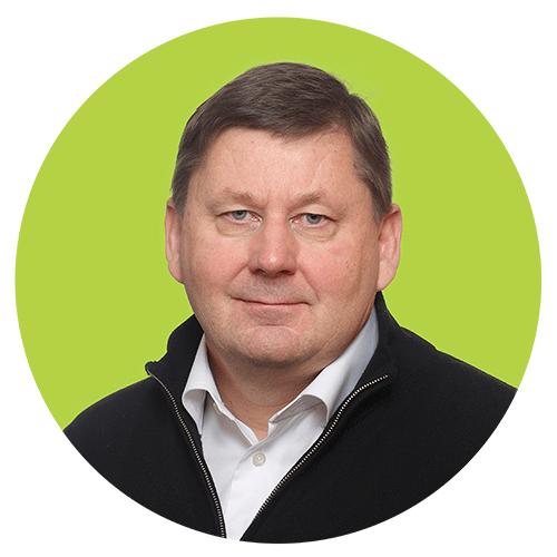 Yrjö Trög Norrhydro CEO