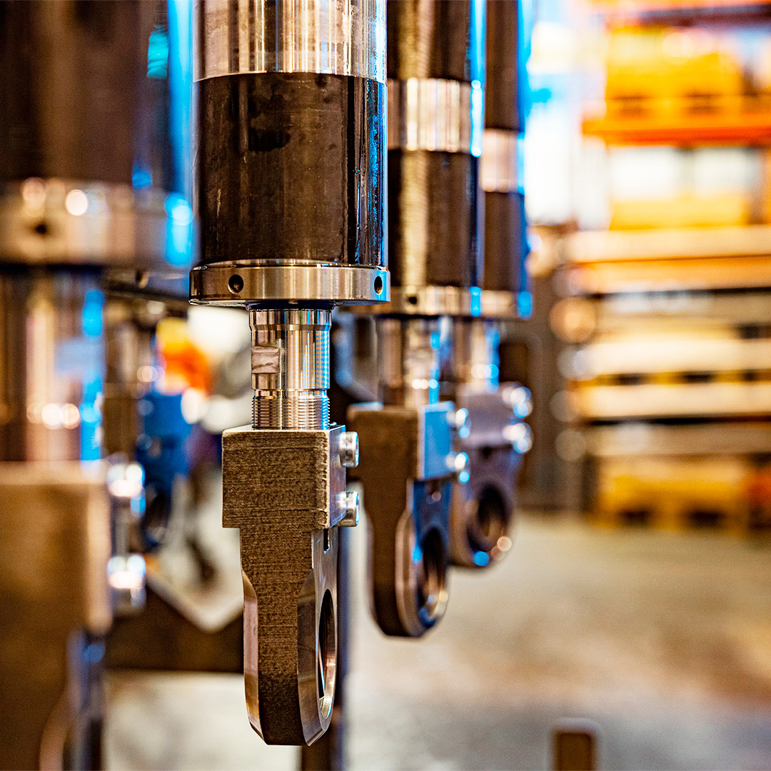 Cost-efficient--hydraulic-cylinders