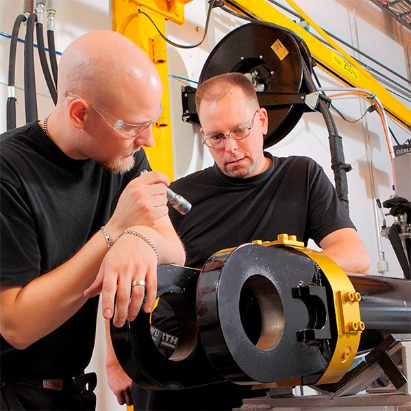 Experienced manufaturing for hydraulic cylinders
