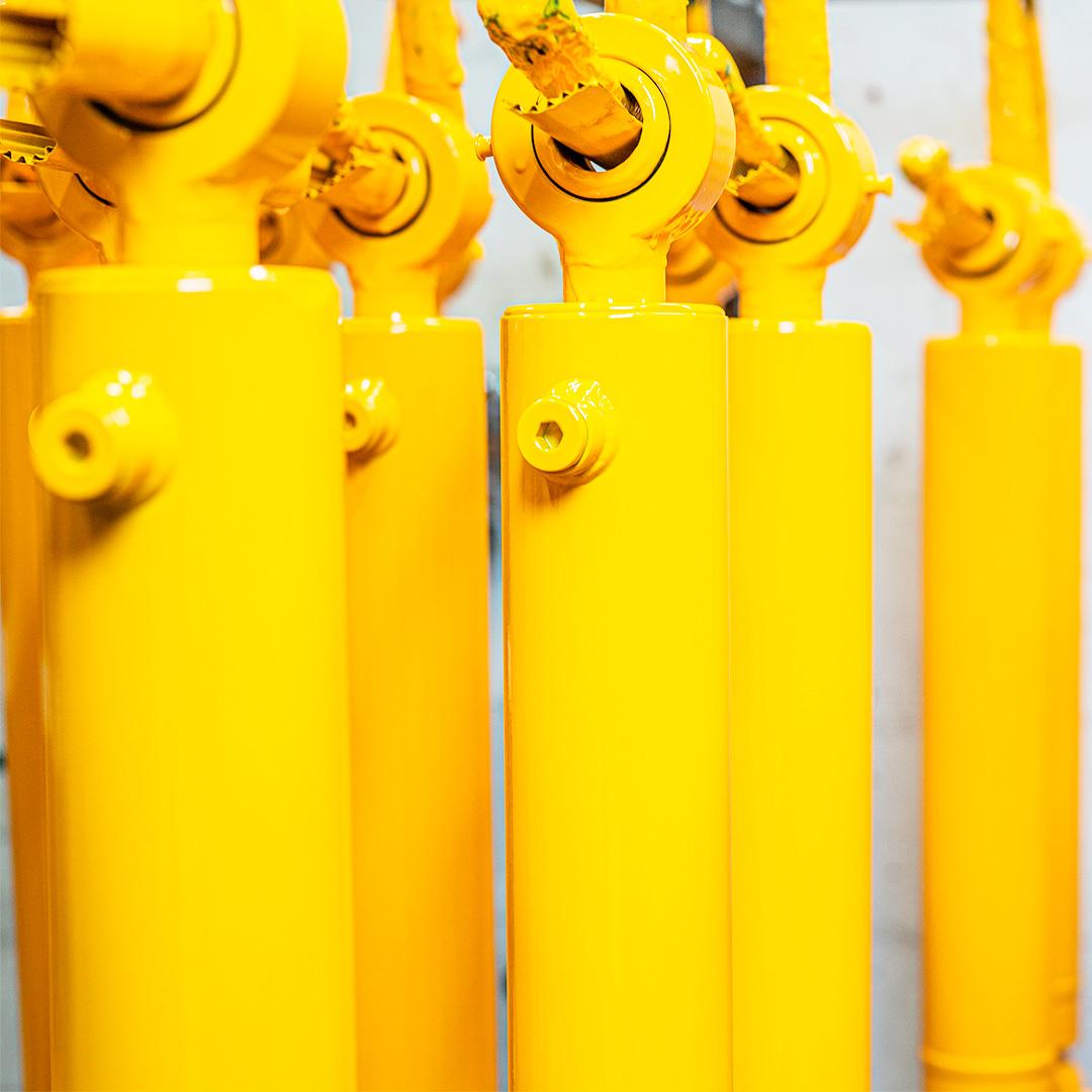 High-guality-hydraulic-cylinders