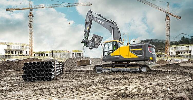 Norrhydro Oy on kehittänyt digitaalisen NorrDigi® -hydrauliikkajärjestelmän yhteistyössä Volvo CE:n kanssa.
