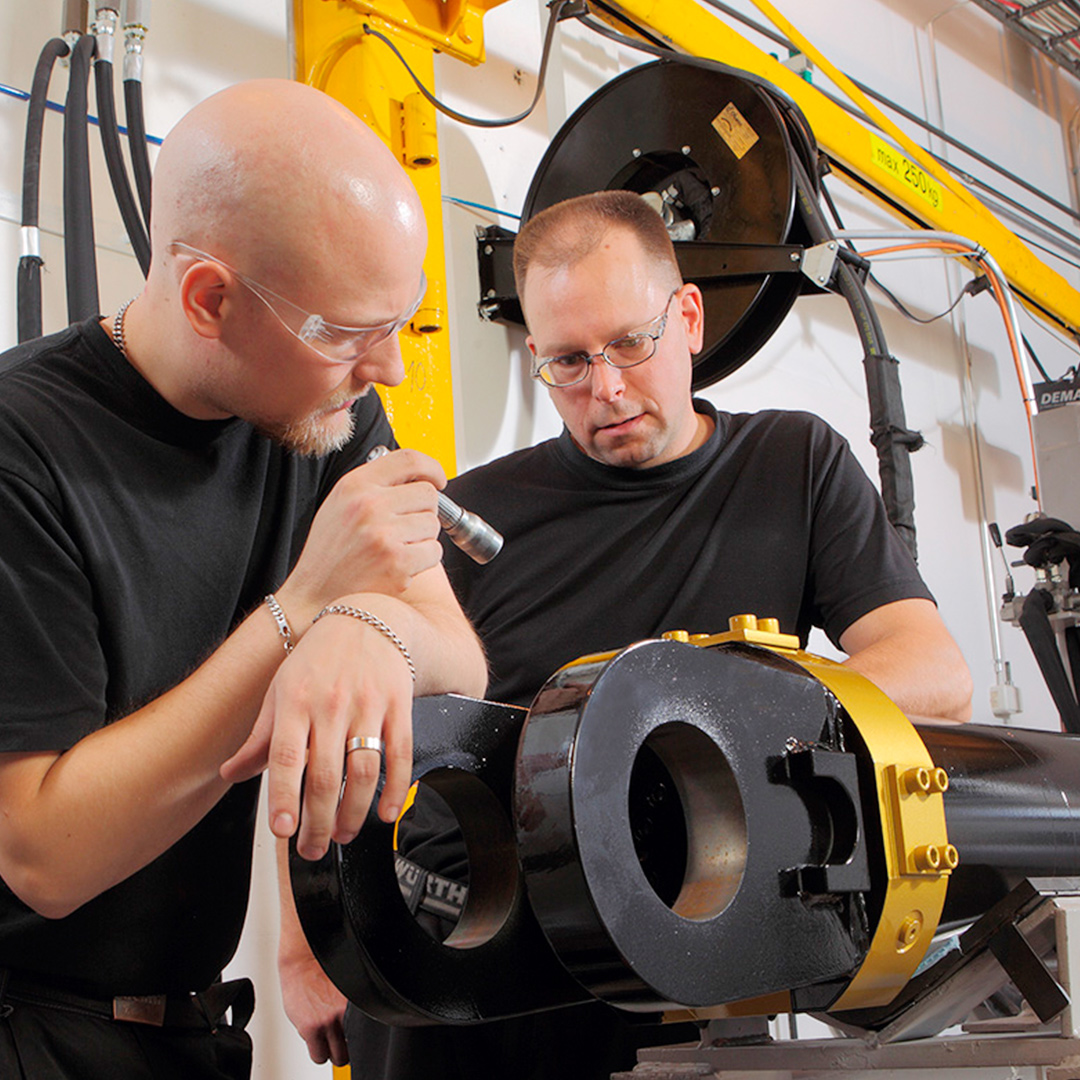 experienced hydraulic cylinder manufacturing